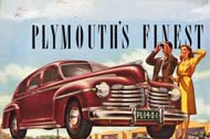 1942 Plymouth cover
